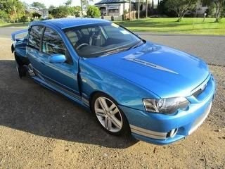 2003 Ford Fpv Falcon Gt 5 4l Boss 290 4 Speed Automatic