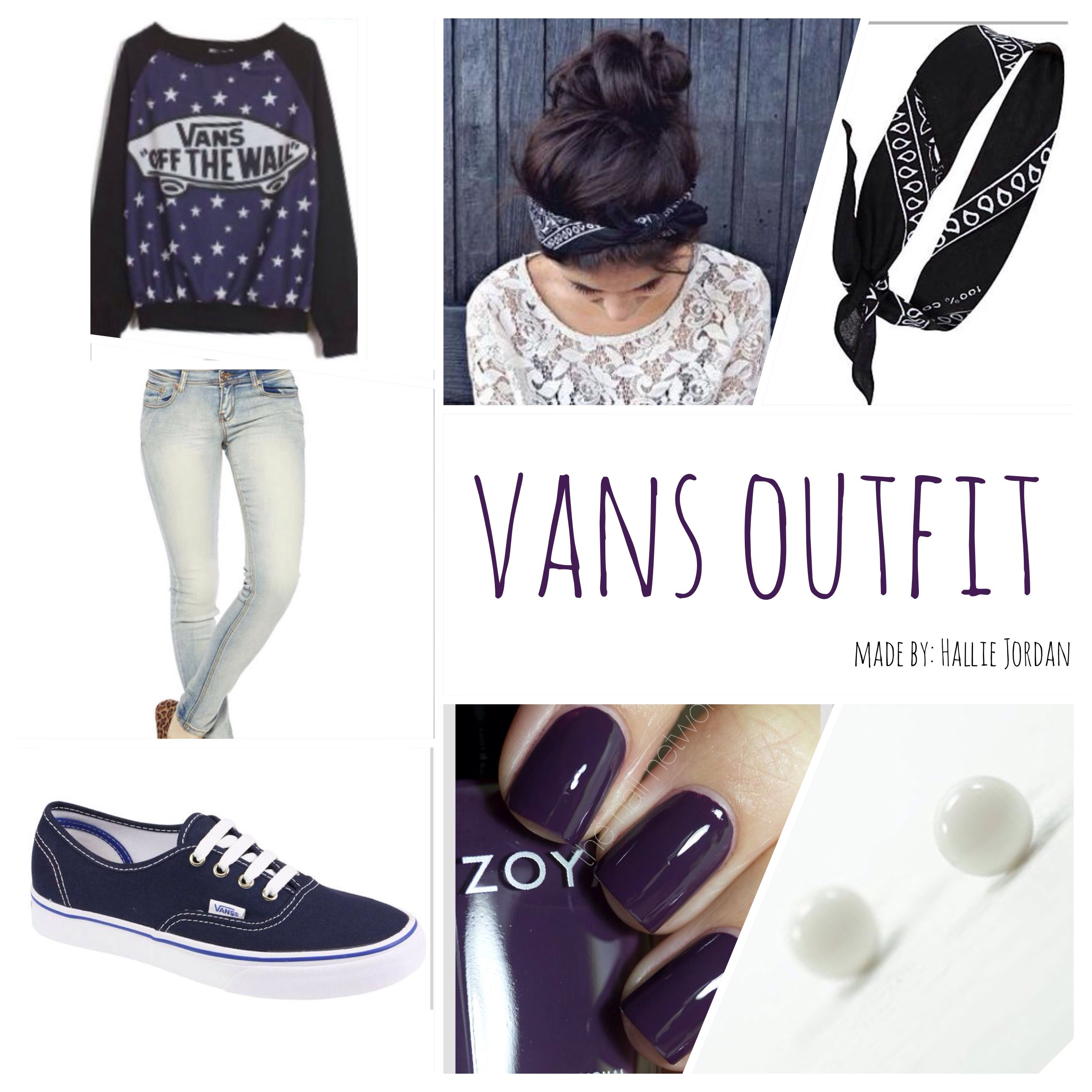 cute outfits with vans tumblr