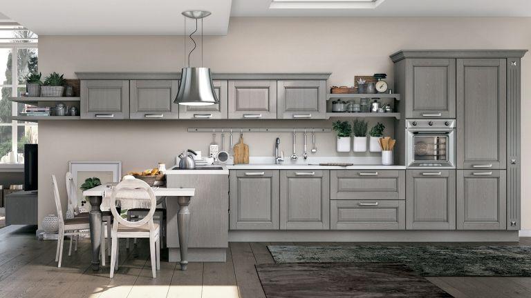 Claudia - Cucine Classiche - Cucine Lube   Cucine ...