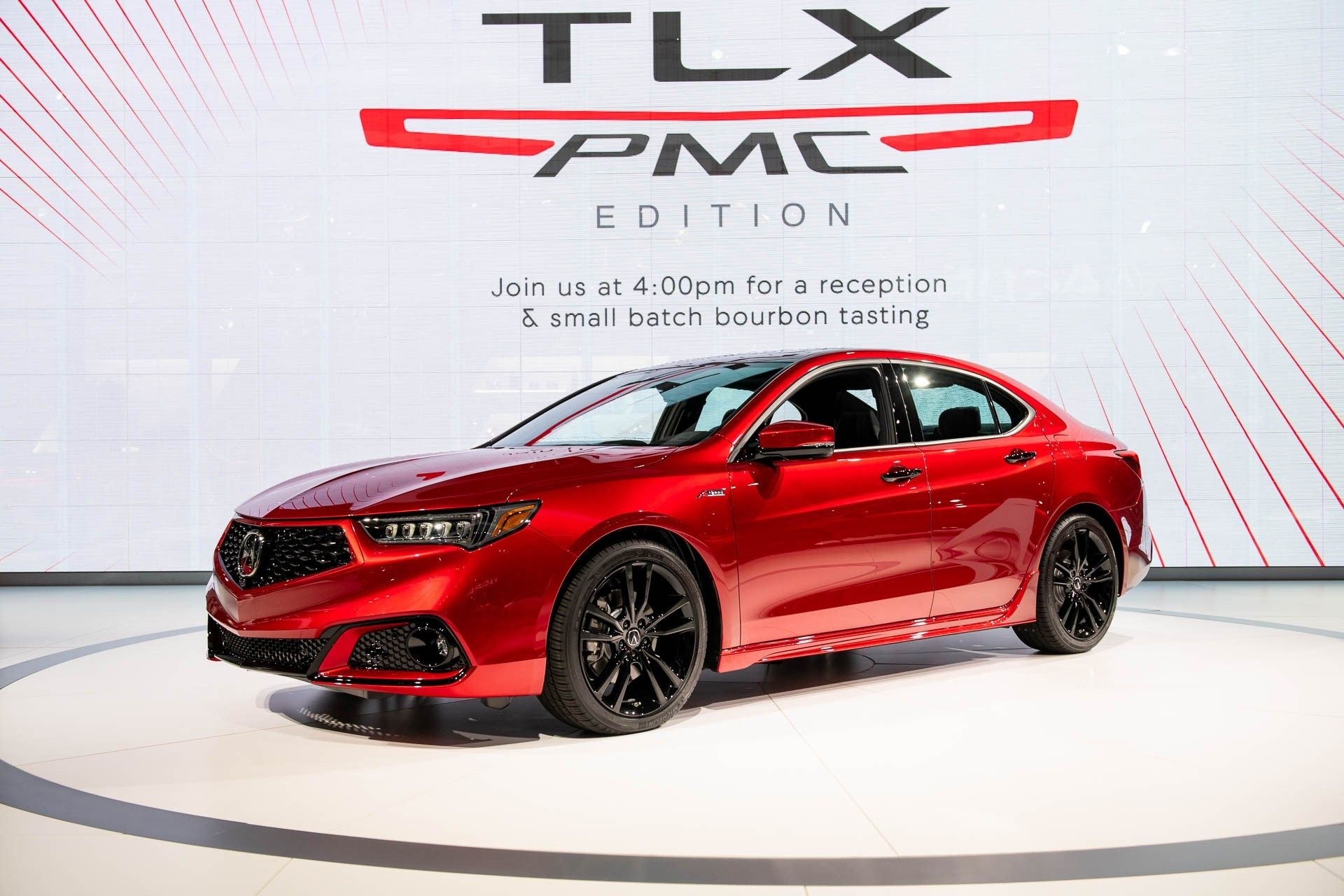 HandBuilt 2020 Acura Tlx Pmc Edition Shines With Nsx