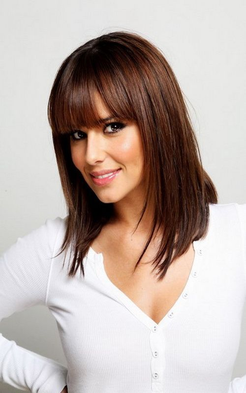 Long Layered Hairstyles with Bangs for Oval Face long layered hairstyles with bangs for women – Long Women Hairstyles