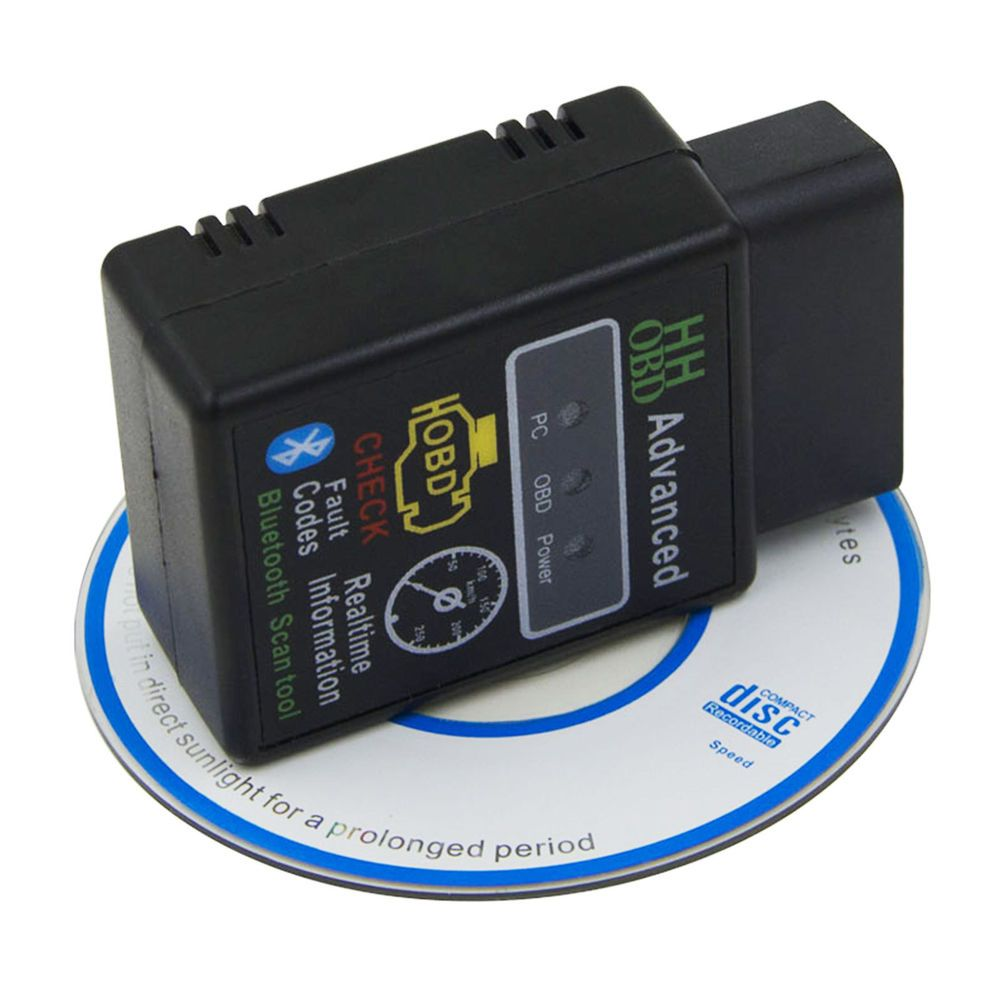 Bluetooth OBD2 Adapter V2.1 Advanced Android Torque Auto