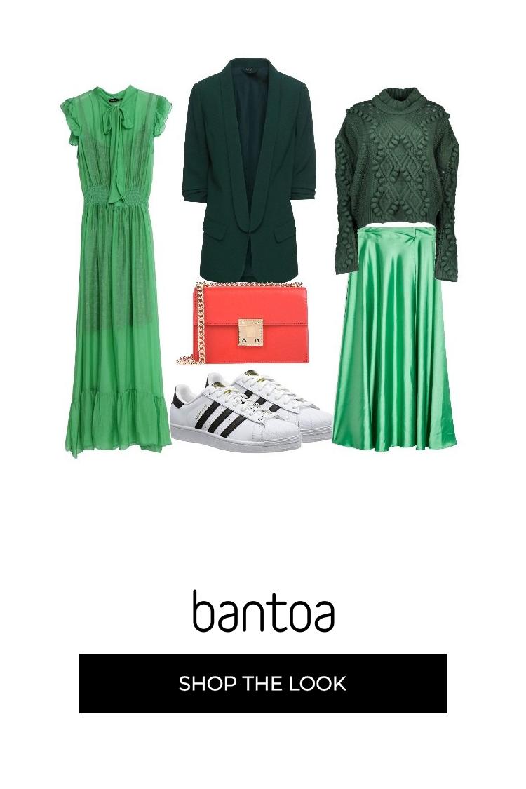 pantaloni adidas verdi donna