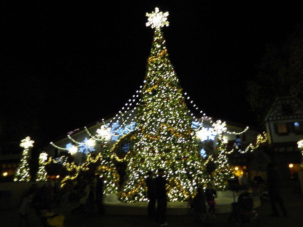 [Review] Christmas Town Busch Gardens Williamsburg 757