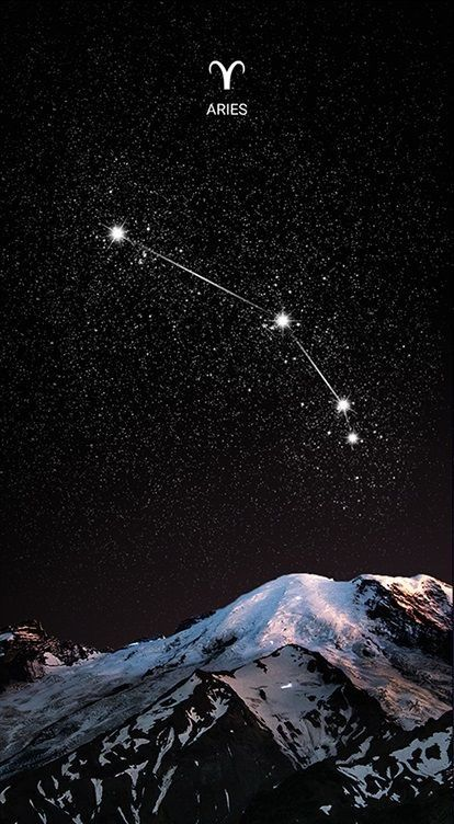 Wallpaper For My Fellow Aries Aries Constellation Aries