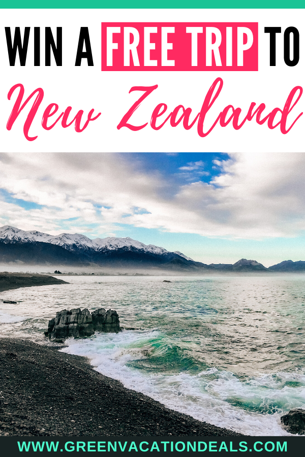 Enter AFAR – Where To Go Sweepstakes for a chance to win a Grand Prize of round trip airfare for 2 from Chicago, Houston, Los Angeles & San Francisco to Auckland, New Zealand, 5-night accommodations at Hopuku Lodge in Kaikoura, 3 night hotel accommodations in Christchurch, 5 day car rental in Kaikoura and 2 Arc teryx Beta AR jackets. Retail value of this prize is $14,600 #travelforfree #freetravel #budgettravel #budgettraveler #NewZealand #NZ #Chicago #LA #California #Kaikoura #Christchurch #SF