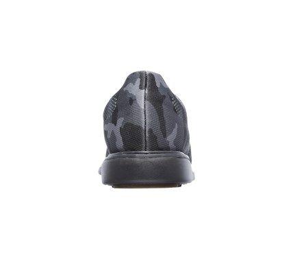 Mark Nason Skechers Men's Crane Memory Foam Water Resistant Oxford Shoes (Camouflage)
