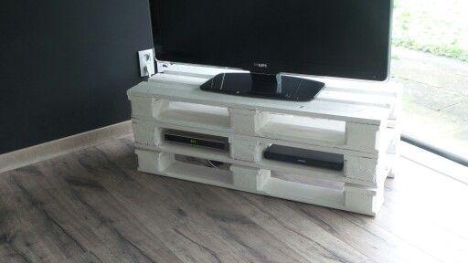 Iets Nieuws Pallet Tv Meubel Maken. Finest Awesome Elegant Interieur #CT18