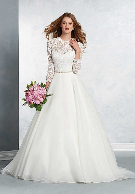Alfred Angelo Signature Bridal Collection 2634, 2628 & 2639 Wedding ...
