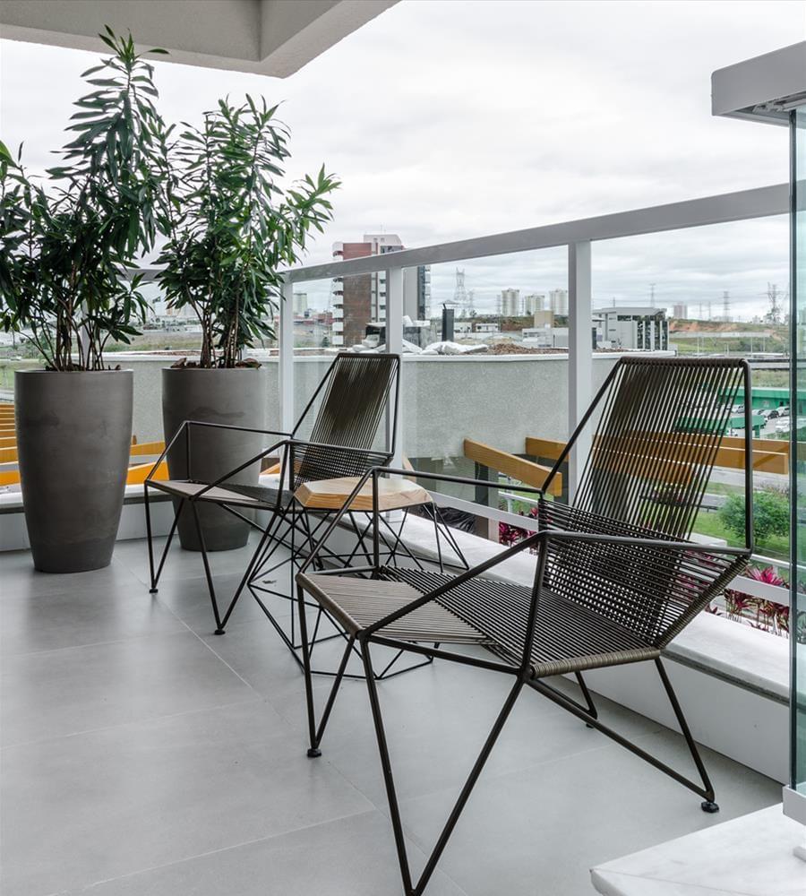 Photo of Male design in a Brazilian apartment – PLANETE DECO a homes world