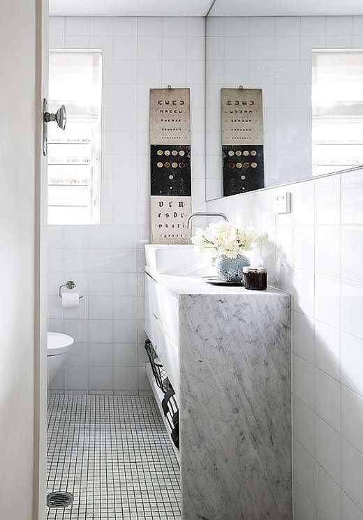 A Renovated Art Deco Apartment In Darling Point Sydney Home To Kate Nixon Of Busatti Australi