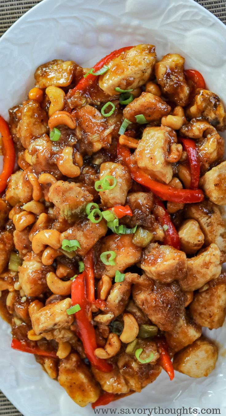 Cashew Chicken images