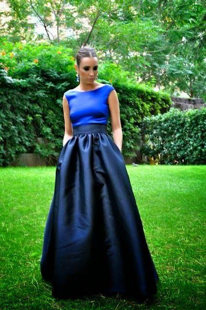 4293b8a85 Faldas abullonadas para novias e invitadas | Moda femenina. | Faldas ...