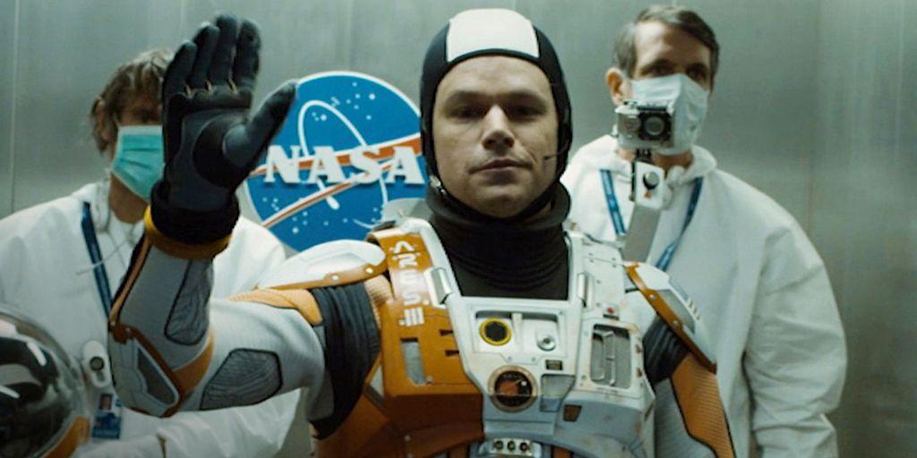 Si te gusta la ciencia y la tecnología, entonces esta es la película que estas buscando   Review especial aquí ➡ http://bit.ly/DIAMarte #DiaPucp #Pucp #TheMartian #Películas #MattDamon