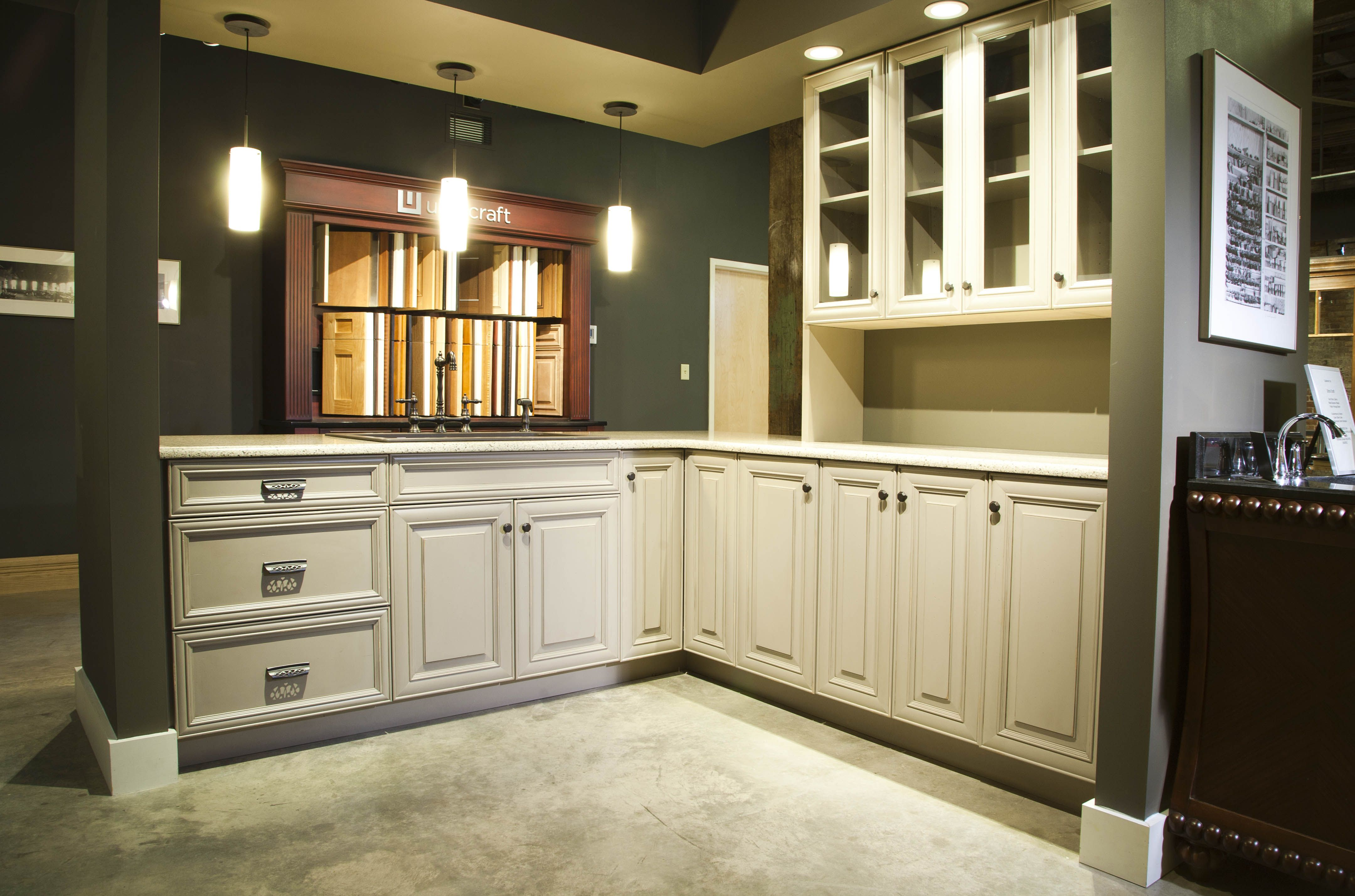 Kitchen Showroom Design Requarth Co Ultra Craft