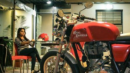 Royal Enfield Continental Gt Hd Wallpapers Motorcycles Royal