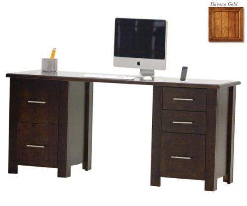 Elegant Coastal 76200NGHG Straight Element Desk Top   Havana Gold By Eagle  Industries. $168.00. Color