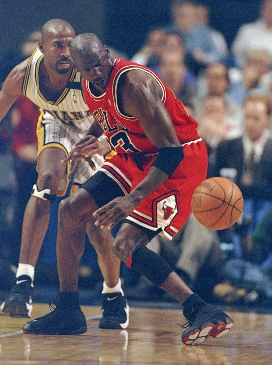 Kicks On Court Classic // Every Air Jordan That Michael Jordan ...