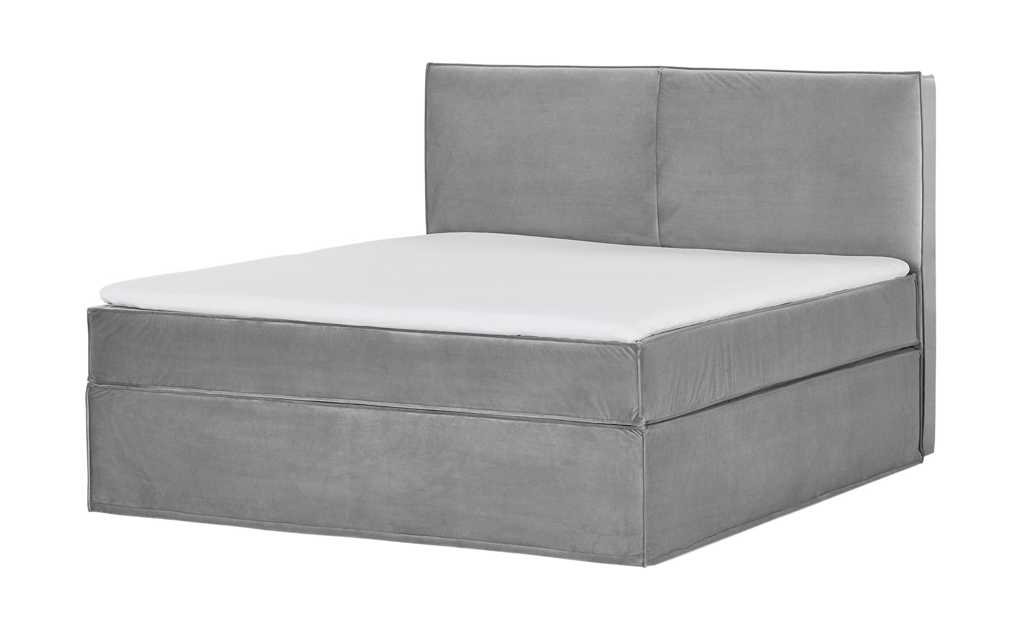 Photo of Boxi Urban box spring bed, found at Möbel Höffner