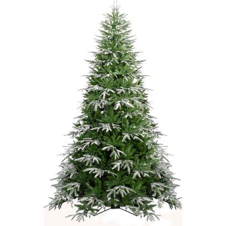 Fraser Hill Farm 65 Ft Hunter Fir Artificial Christmas Tree, Green