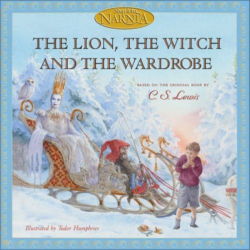 The Lion The Witch And The Wardrobe Picture Book Edition