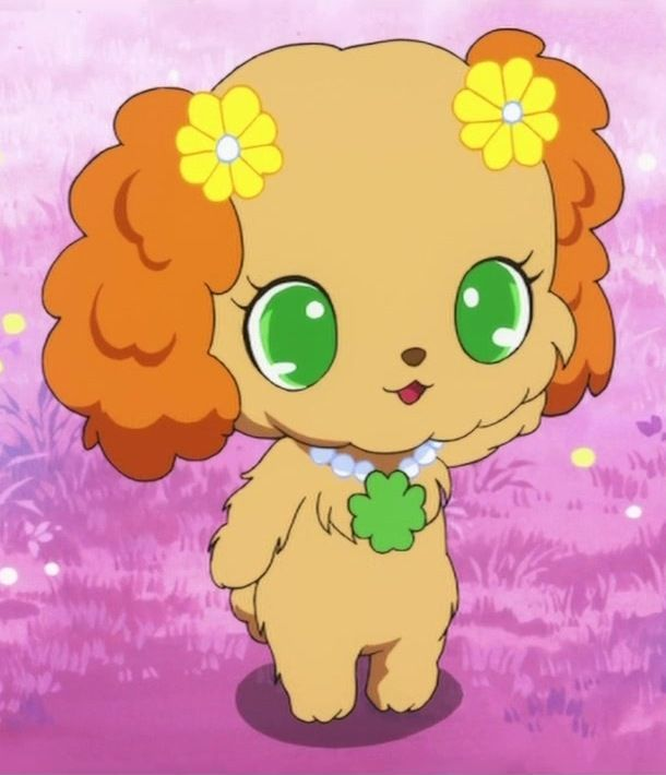 Prase Anime Puppy Poodle Drawing Anime Animals