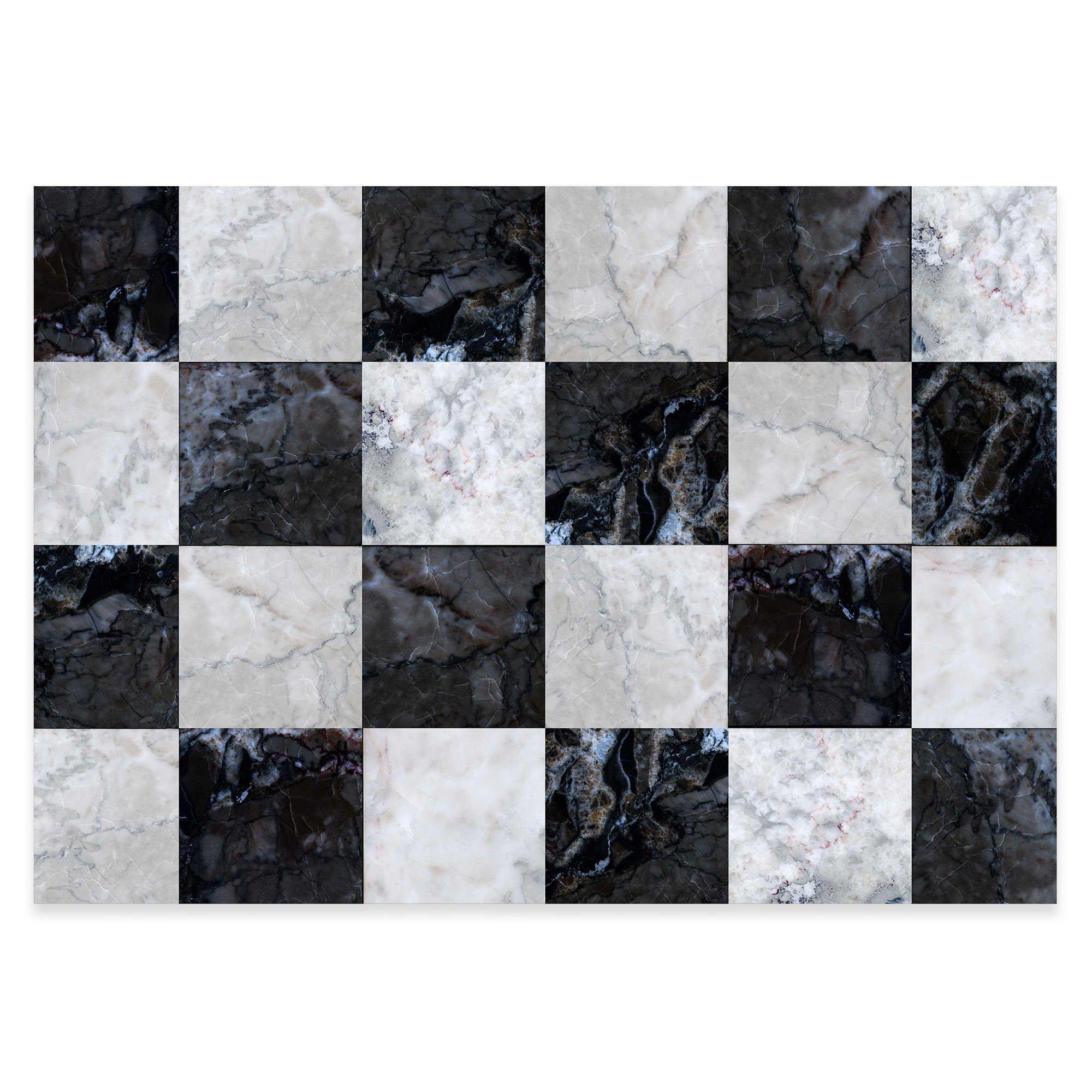 Weatherguard Premium Comfort Faux Tile Floor Mat Faux Tiles Tile Floor Marble Tile Floor