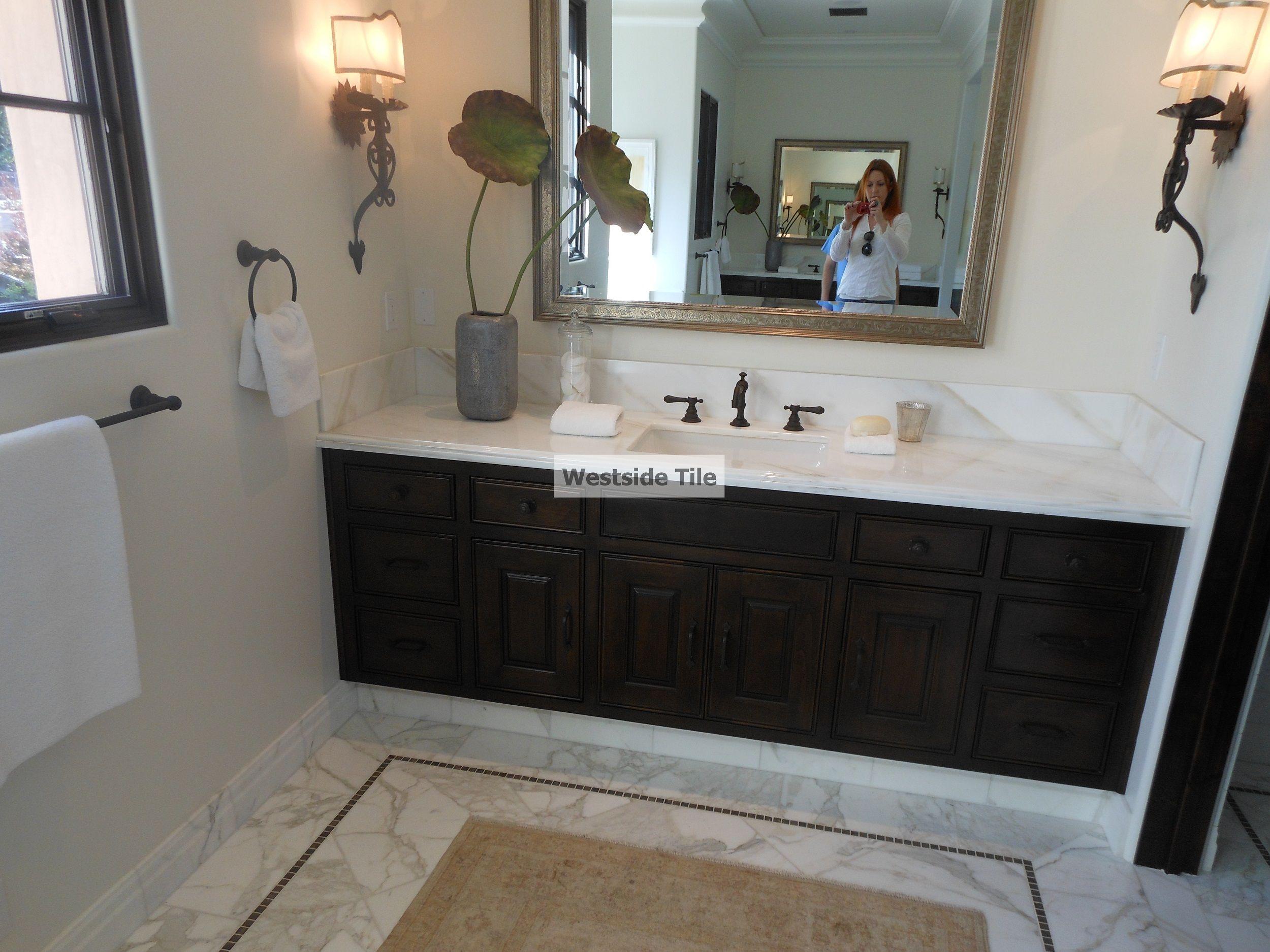 Calacatta gold marble tile luna master bath pinterest calacatta gold marble tile dailygadgetfo Images