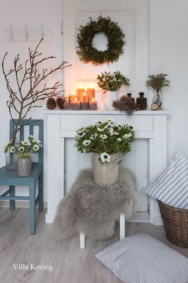 Photo of Winterliche Deko im Januar   Villa König