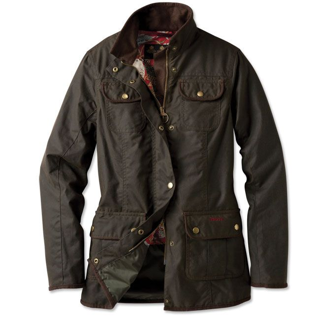 morris quilted jacket