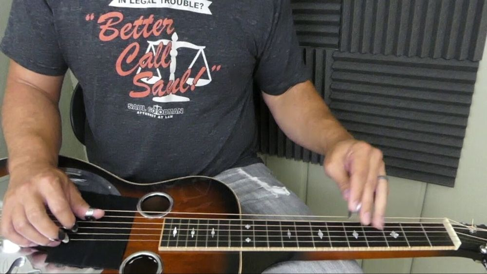 how to play guitar scales youtube