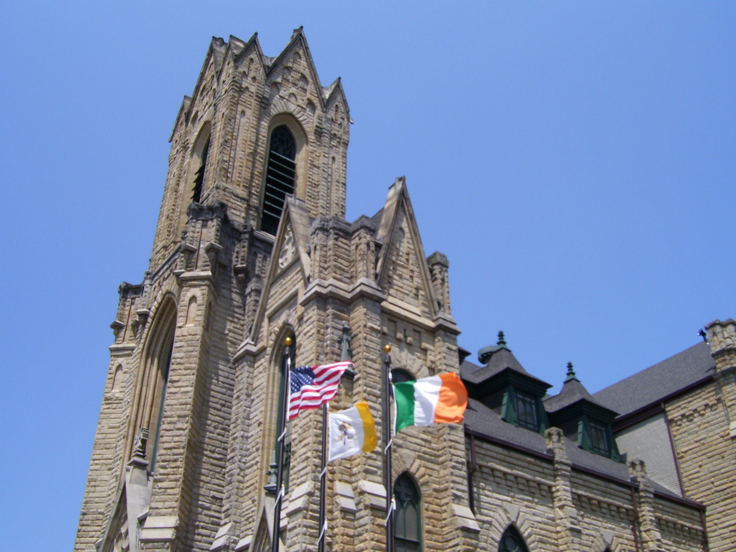 Historic St Patrick S Church Toledo S Attic Toledo Toledo Ohio Places To Visit