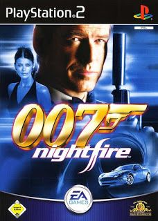007: Nightfire Download ISO files PS 2/PSCX2 for PC 1GB