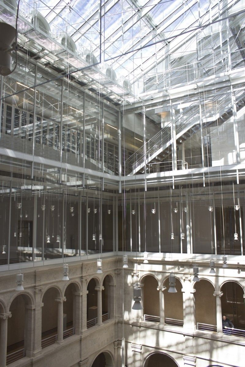 Renzo Piano Harvard Art Museums Harvard Art Museum Museum