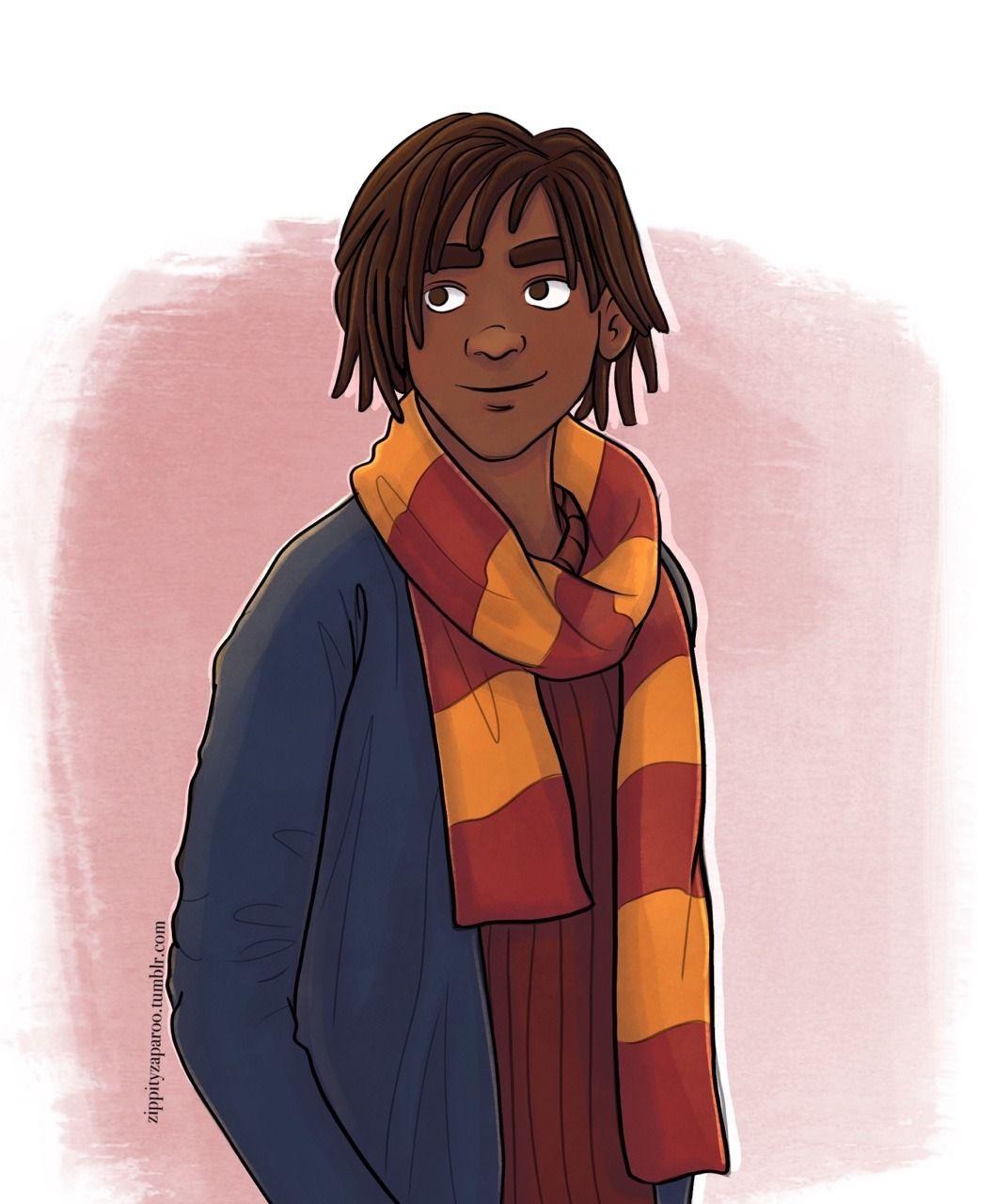 Day 258 Hp Everyday Harry Potter Characters Lee Jordan Lee Jordan Harry Potter