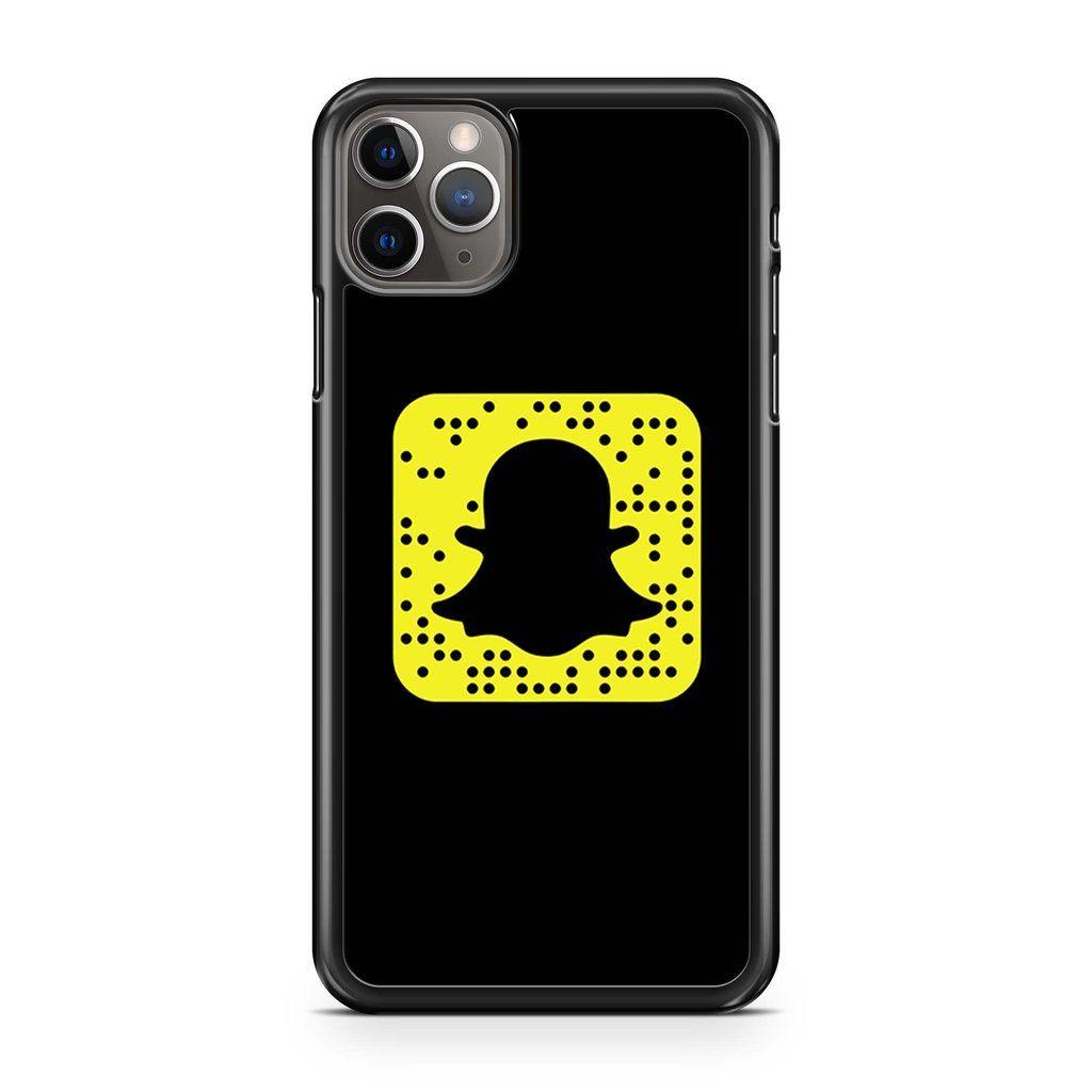 Snapchat Logo Snap Chat Iphone 11 Pro Max Case Snapchat Logo Iphone Iphone 11