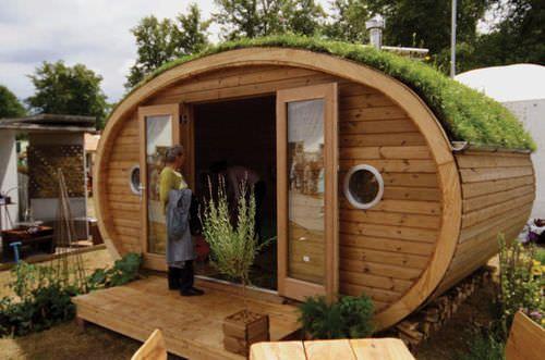 Micro casas prefabricadas casa estreita casa pequena micro pinterest architecture - In house casas prefabricadas ...