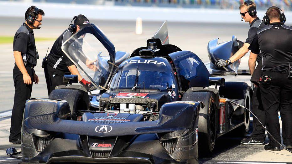 2018 Imsa Rolex 24 At Daytona Tv Schedule Tv Schedule Daytona Race Cars