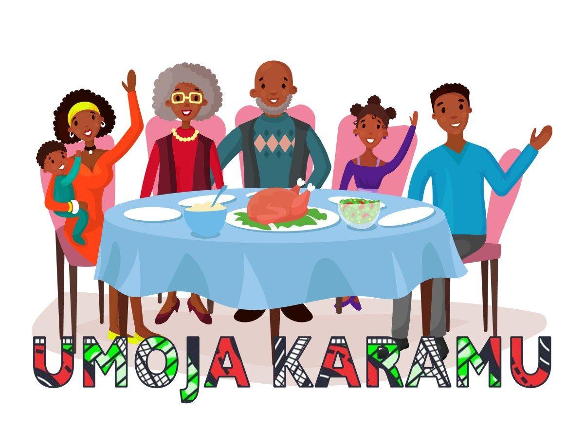 Umoja Karamu The Other Thanksgiving New years dinner