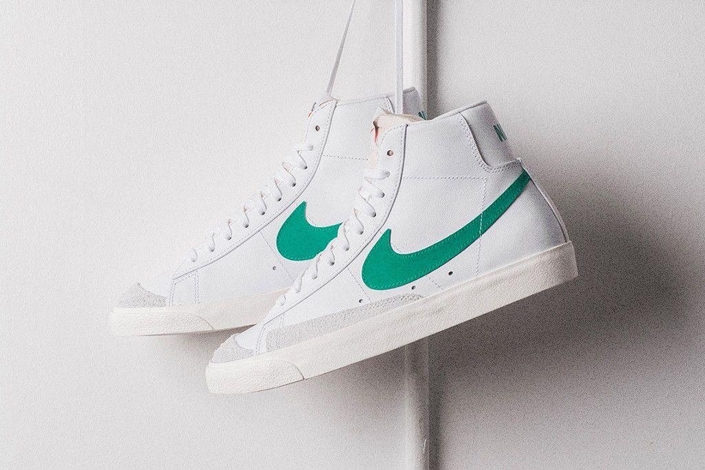 Nominal en un día festivo híbrido  Nike Debuts a