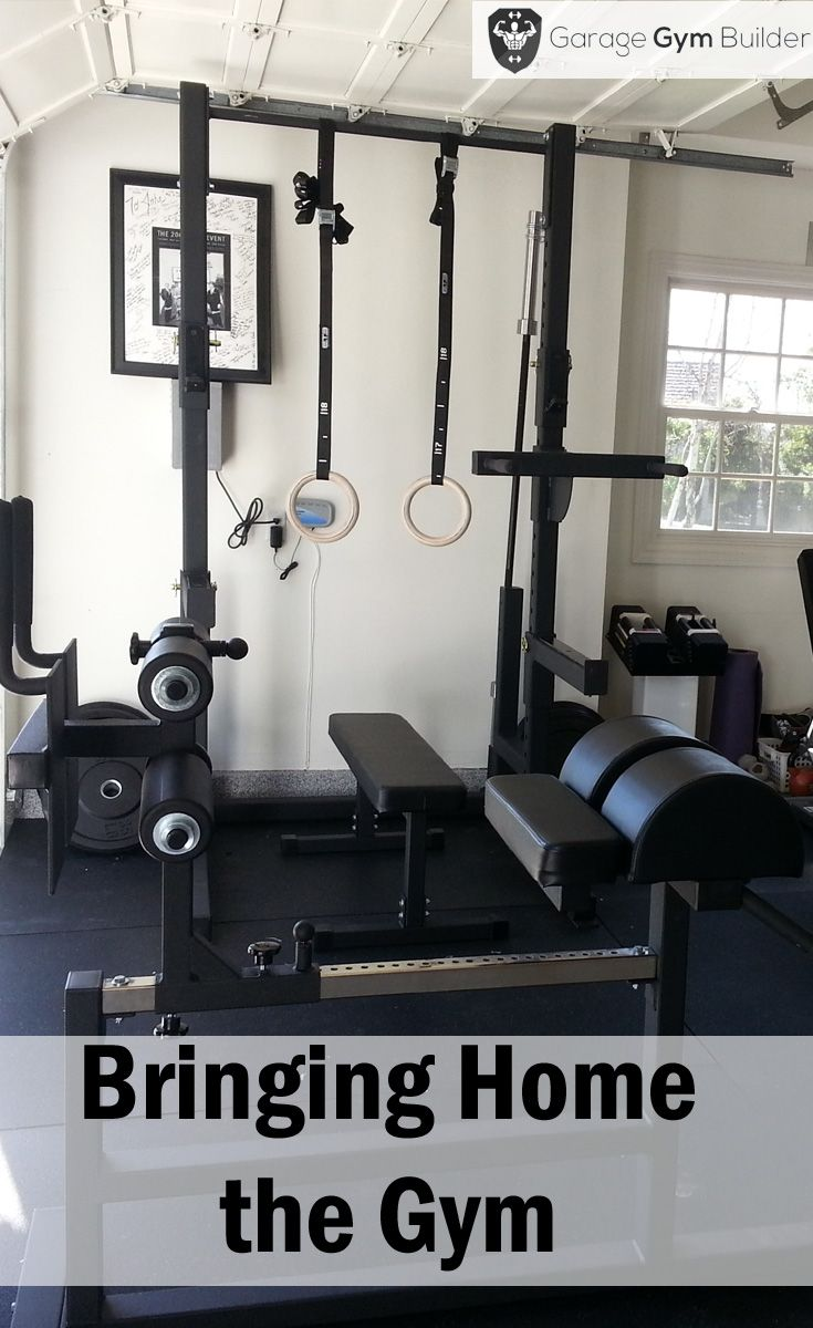 Bringing home the gym my habits at home gym gym fun workouts