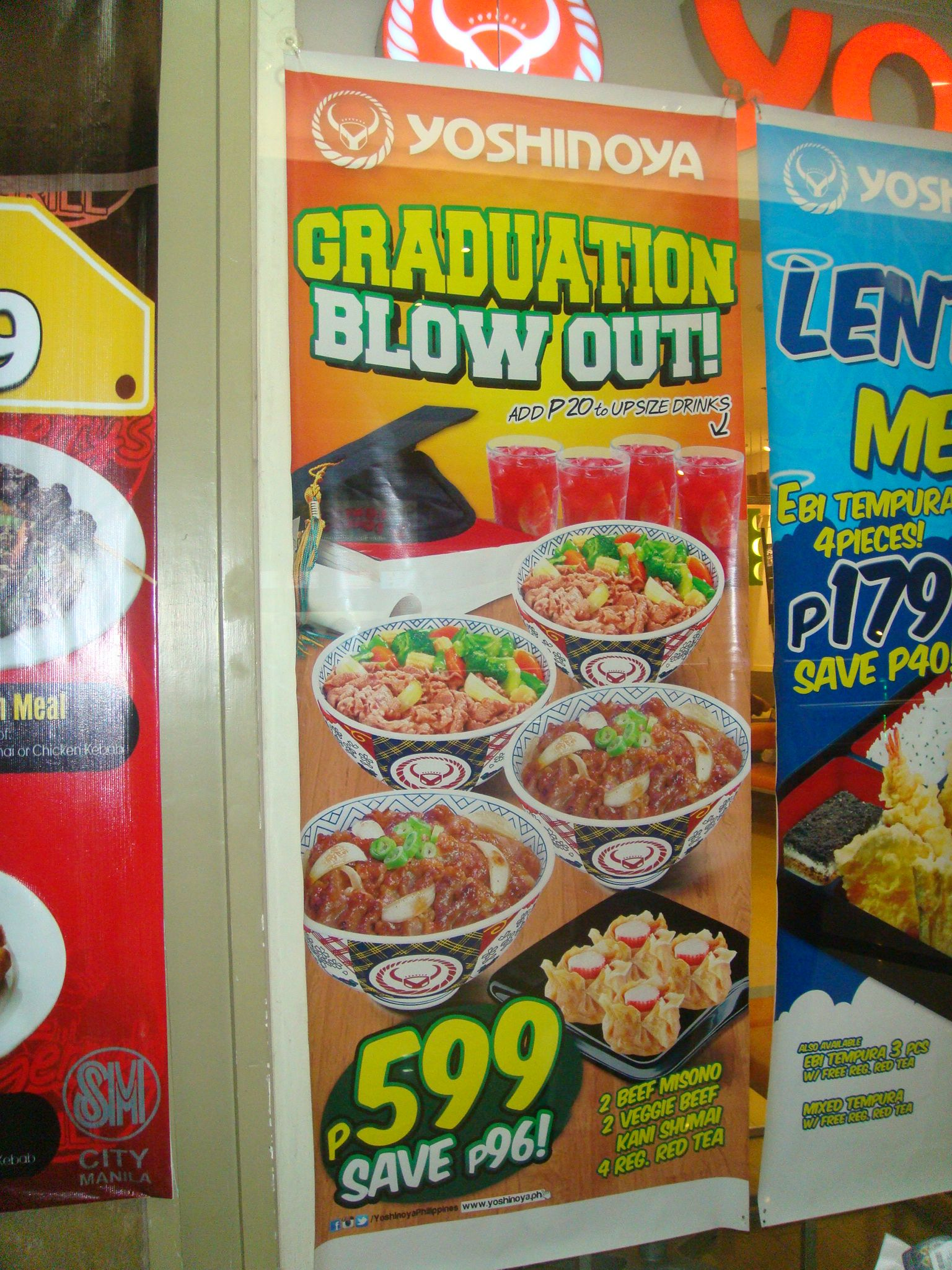 picture regarding Yoshinoya Coupons Printable named Yoshinoyas Commencement Blow-out! Take a look at Yoshinoya at the 4th