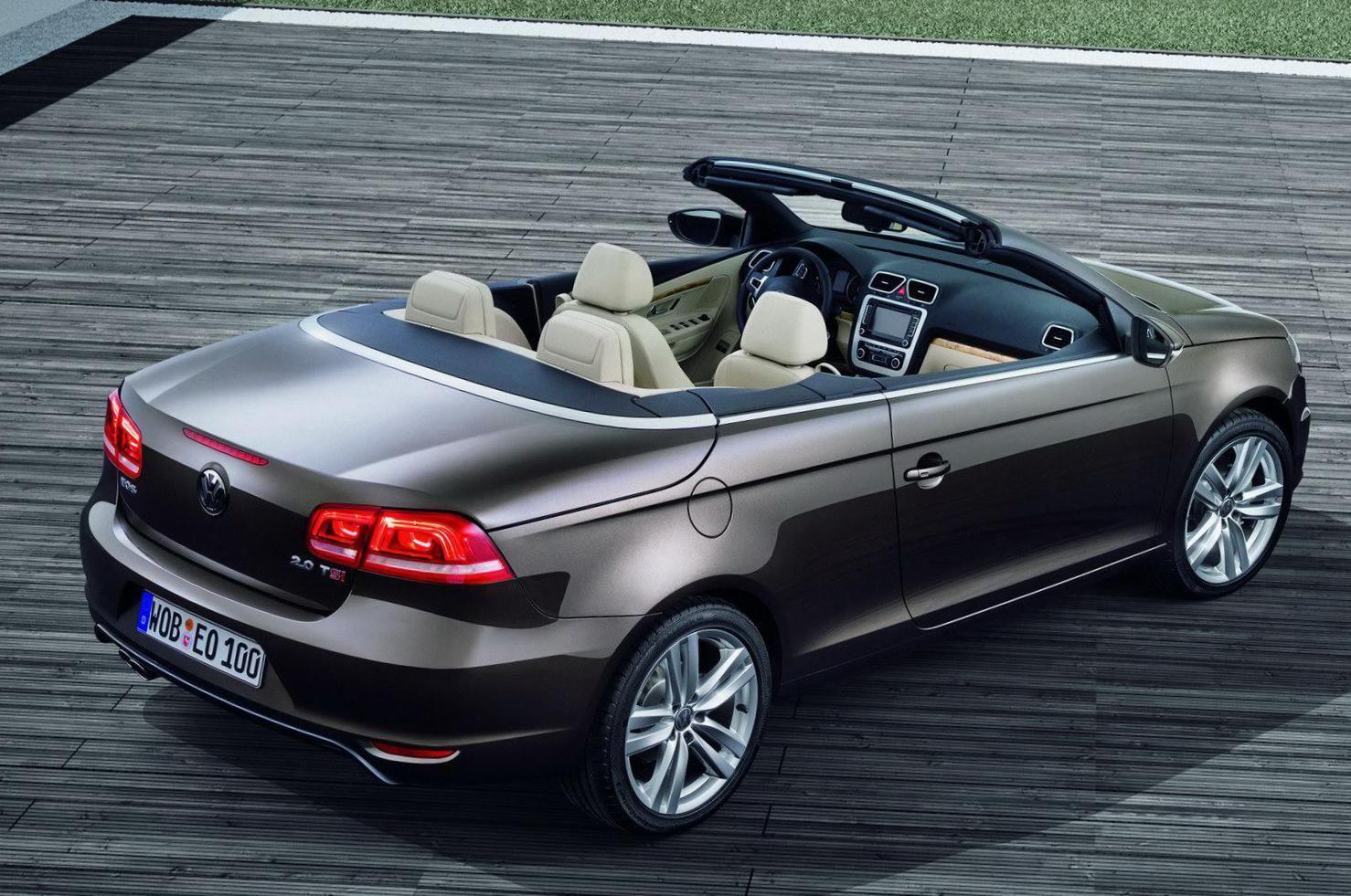 Volkswageneos Car Insurance Vw Eos Volkswagen