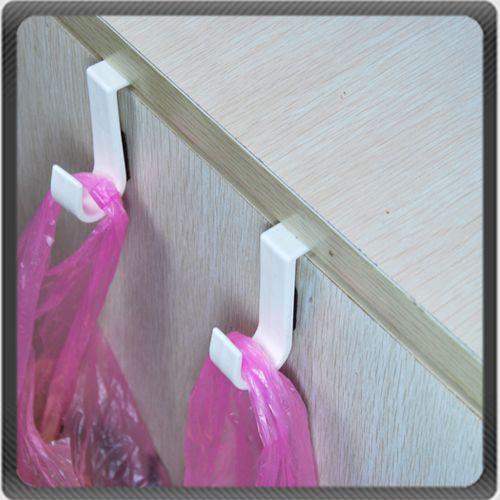 Over cupboard hooks