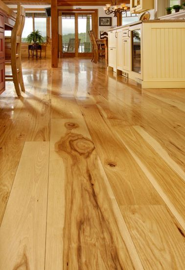 Hickory Omg That Is Gorgeous If You Are Going To Do Hard Wood