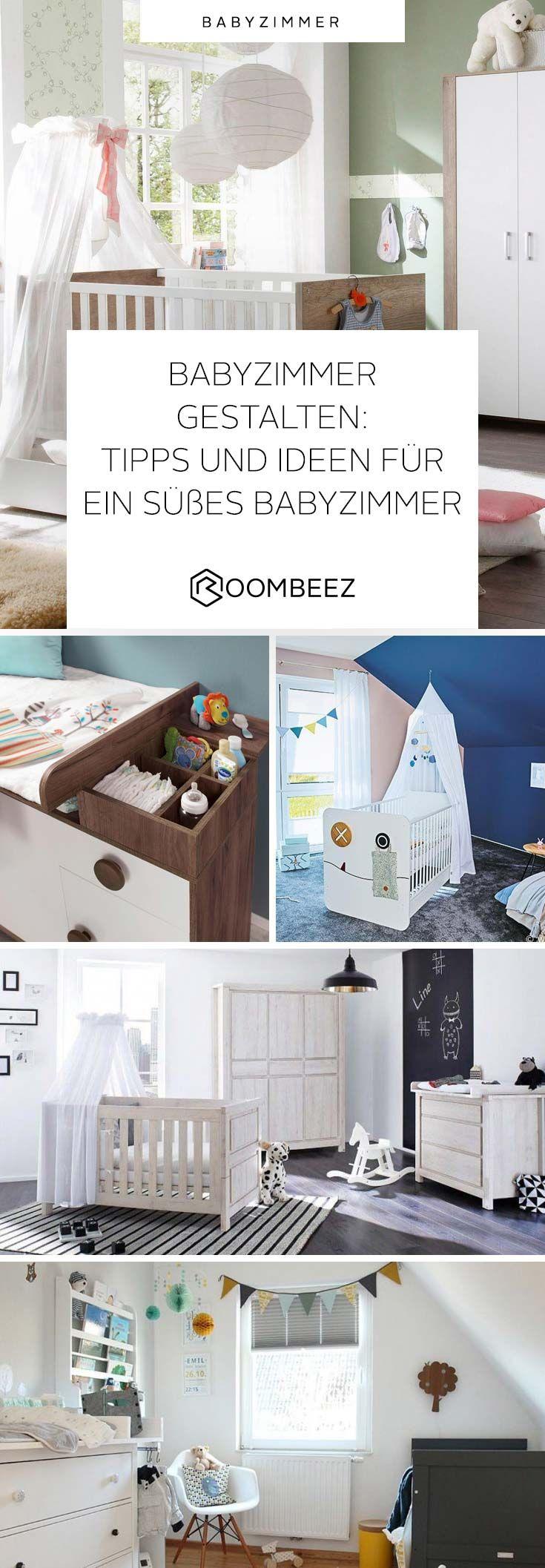Babyzimmer gestalten & einrichten » Schöne Ideen & Tipps | Roombeez ...