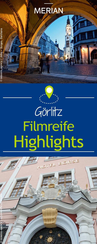 Gorlitz Hollywood An Allen Ecken Gorlitz Stadte Reise Und Reisen