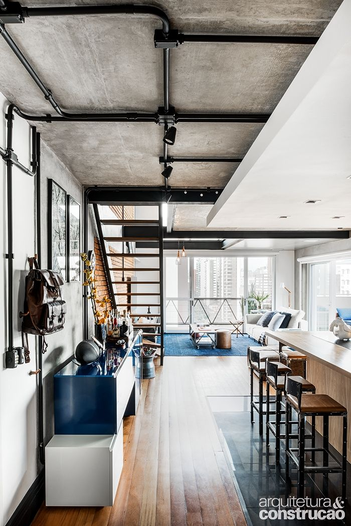 47 Stylish Loft Apartment Decorating Ideas Loft Apartment