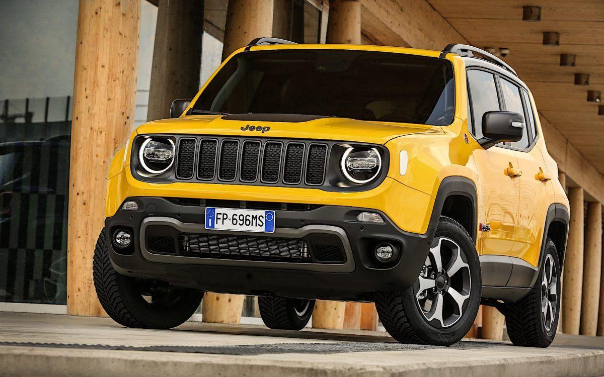 El Renovado Jeep Renegade 2019 Ya Tiene Precios En Espana Jeep