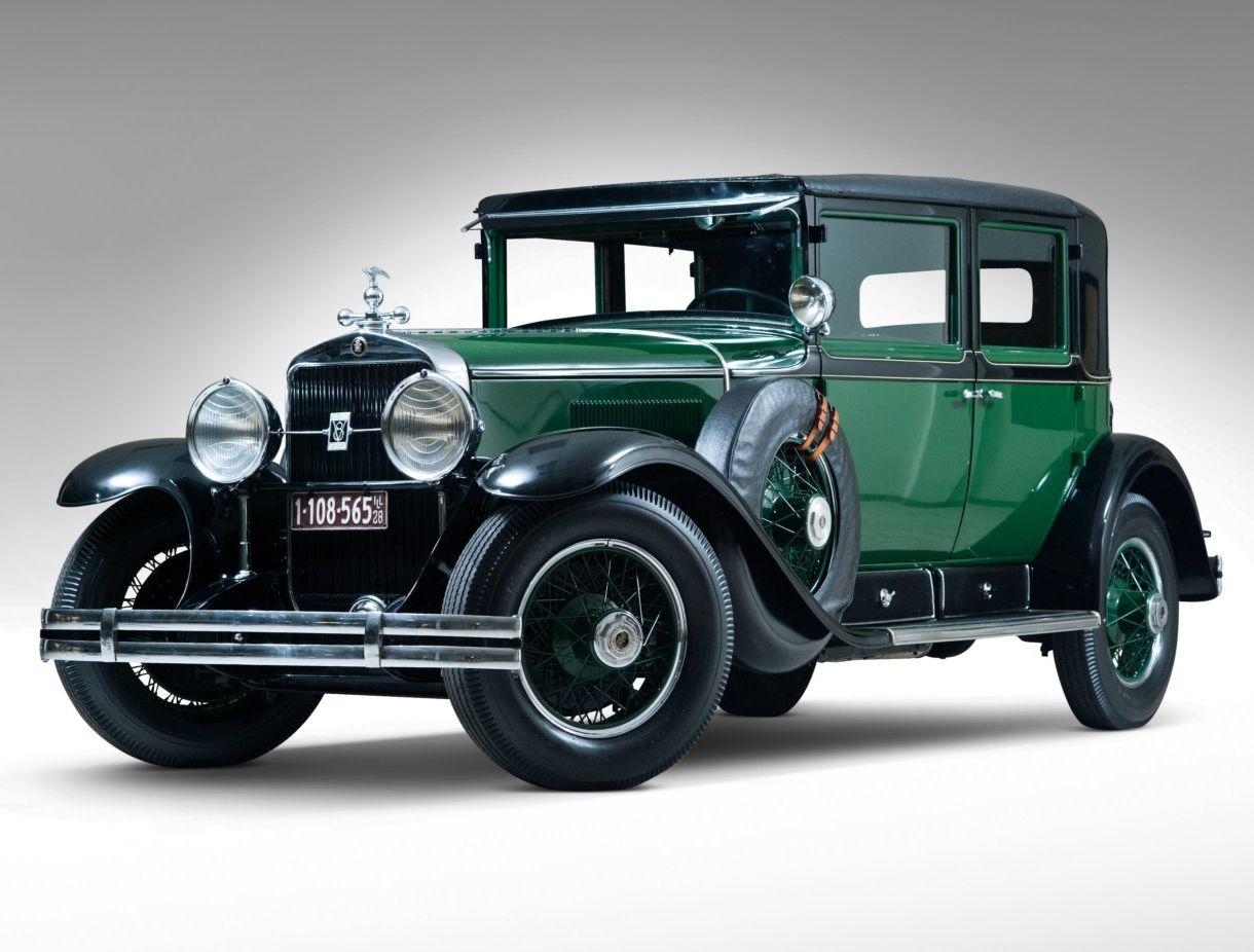 la cadillac town sedan d\'al capone | Cadillac ( 1902 - ) | Pinterest ...